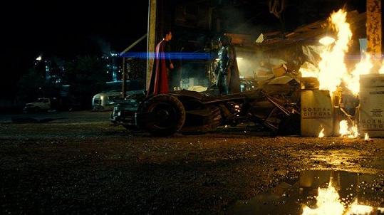 Superman a Batman se už brzy setkají na filmovém plátně.