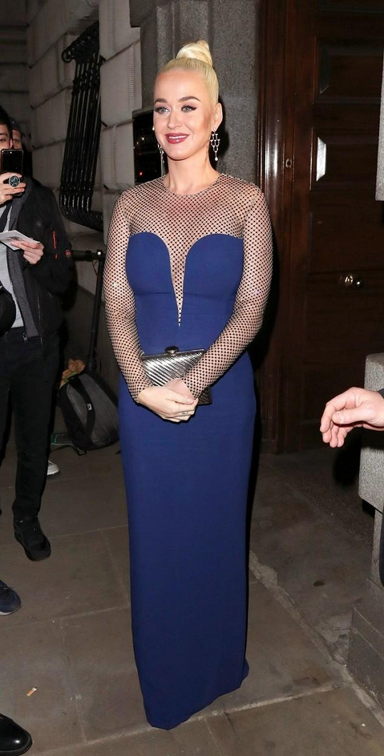 Katy Perry se stala ambasadorkou British Asian Trust