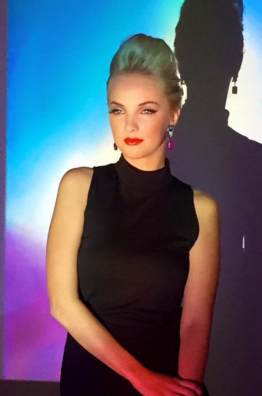 Lucie Špaková je moderátorkou a reportérkou Top Staru.