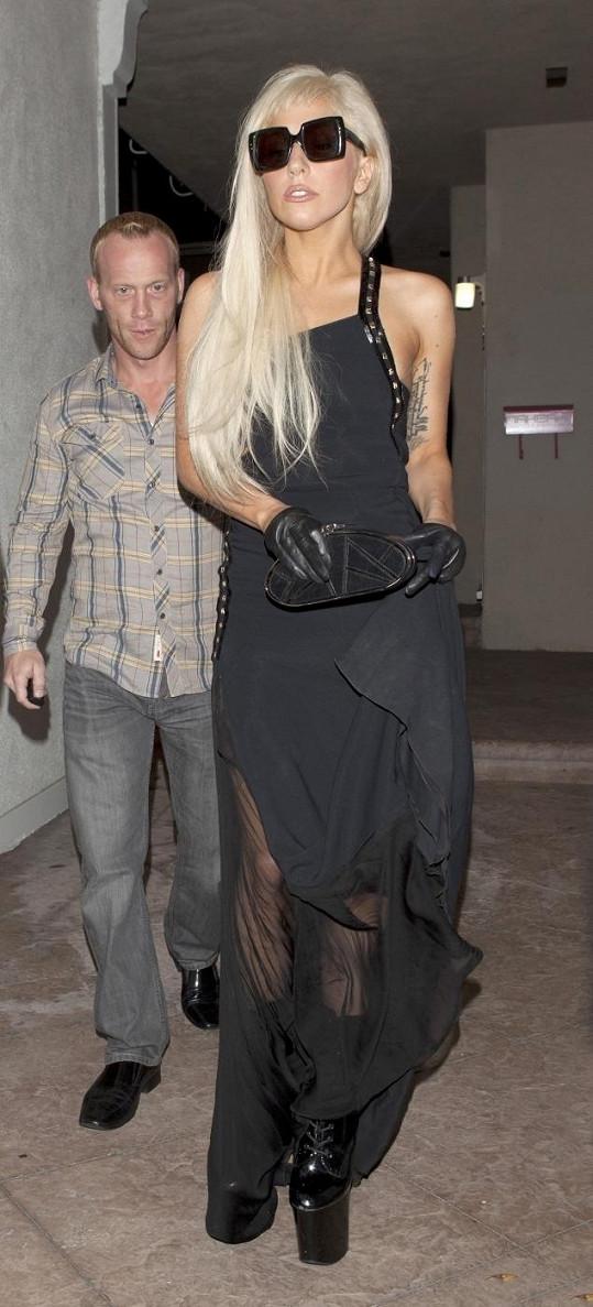 Lady Gaga je mistryní převleků.