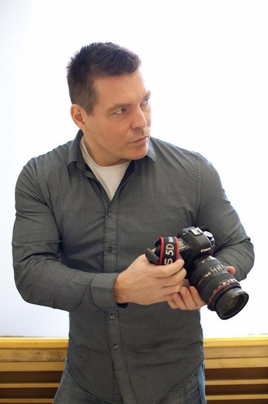 Fotograf Robert Novotný