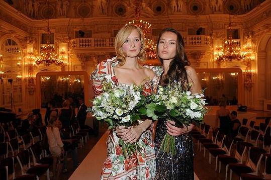 Adéla a Sylvia vyhrály českou a slovenskou Elite Model Look.
