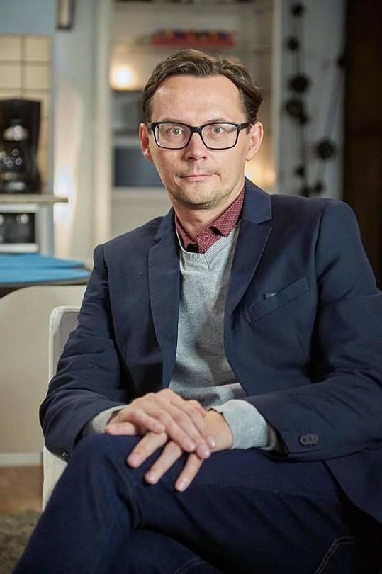 Jakub Wehrenberg si zahraje v Ulici, kterou také režíruje.