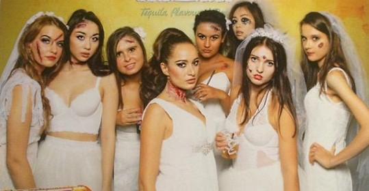 Krézlová vyrazila na večírek s kolegyní Markétou Kadetovou, kameramankou Mirkou Flam, kubánskou návrhářkou Karin Fuentes a fotografkou Denisou Szynkaruk.