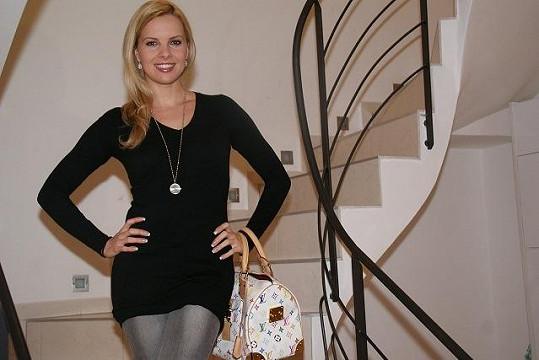Kateřina Kristelová je šťastná, že je opět bez vrásek.