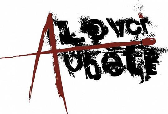 Logo nového filmu Lovci a oběti.