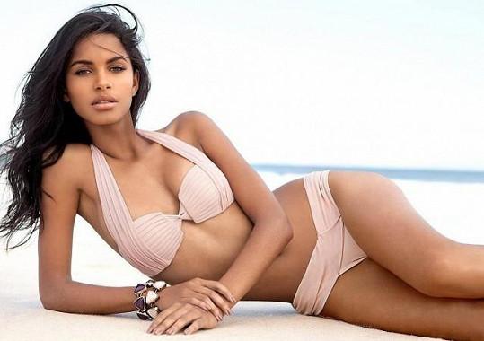 Daiane Sodré - další krásná modelka, která pochází z Brazílie.