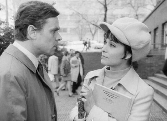 Eduard Cupák a Marie Málková
