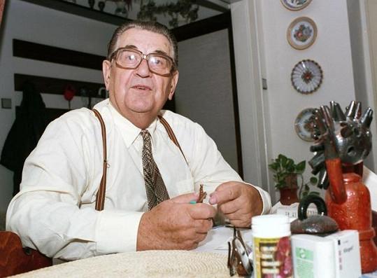 Josef Kobr byl po většinu svého profesního života spojen s Ostravou.