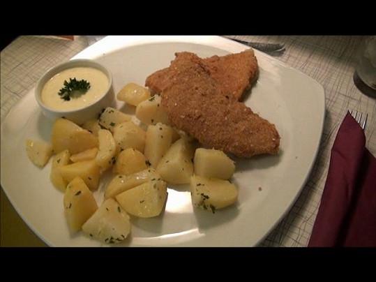 Večeře pro Rausche.