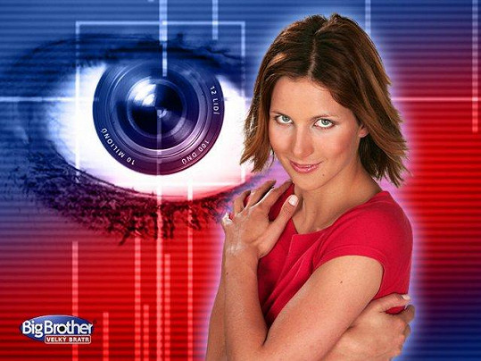 Tereza Olivová v reality show Big Brother (2005)
