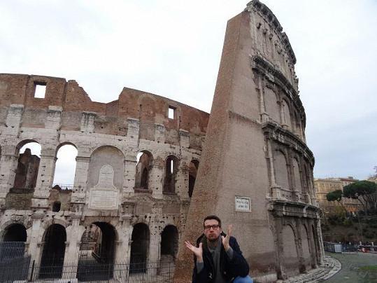Lukáš a Coloseum