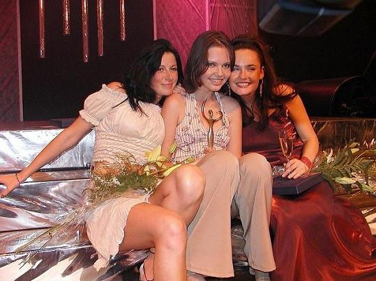 Markéta vyhrála pěveckou soutěž před deseti lety ve Zlíně.