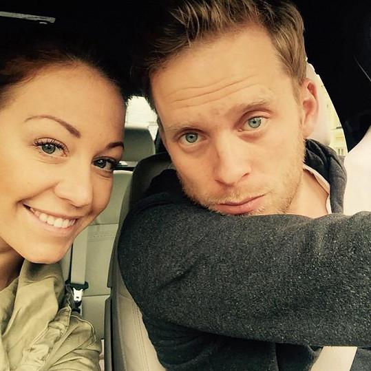 Manželský páreček nedávno společně vyrazil relaxovat na Slovensko.