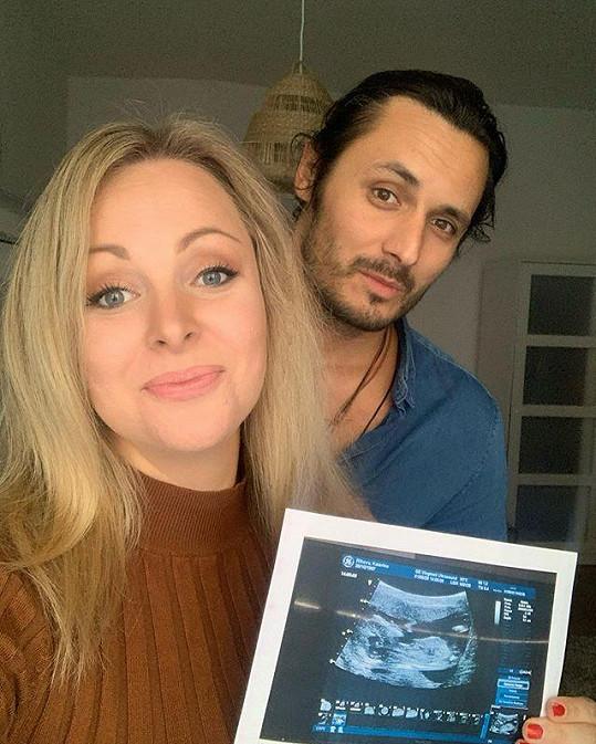 Katka Říhová se pochlubila novinkou, s exmanželem čeká rodinu.