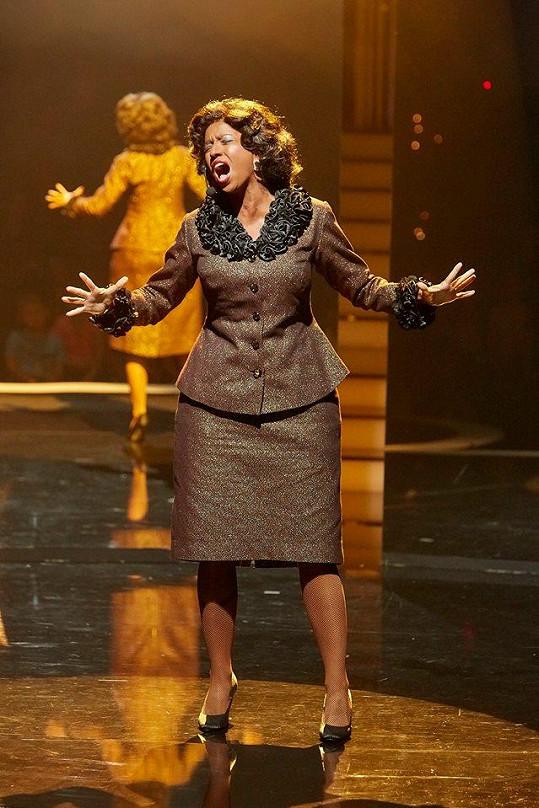 Minulý díl Berenika jako Jennifer Hudson vyhrála.