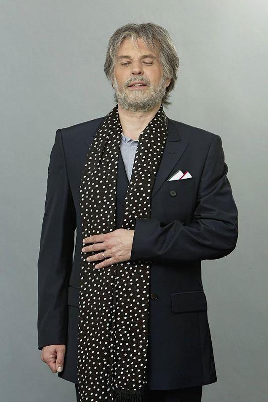 Petr Rychlý jako Andrea Bocelli