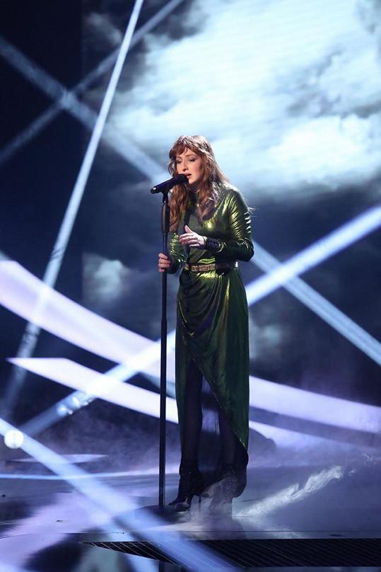 Barbora Piešová je novou československou SupeStar.
