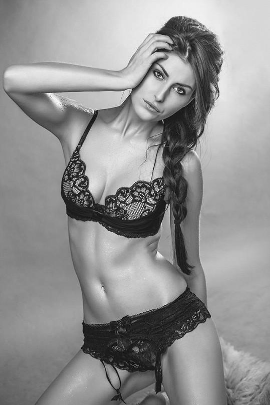 Sandra Marková je nejen šikovná, ale také krásná.
