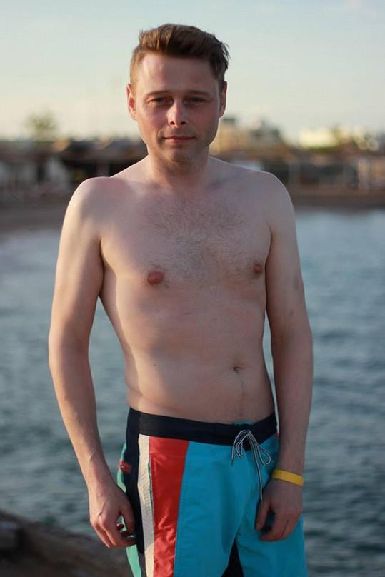 Jarek Šimek před rokem