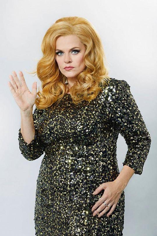 Marta Jandová jako Adele