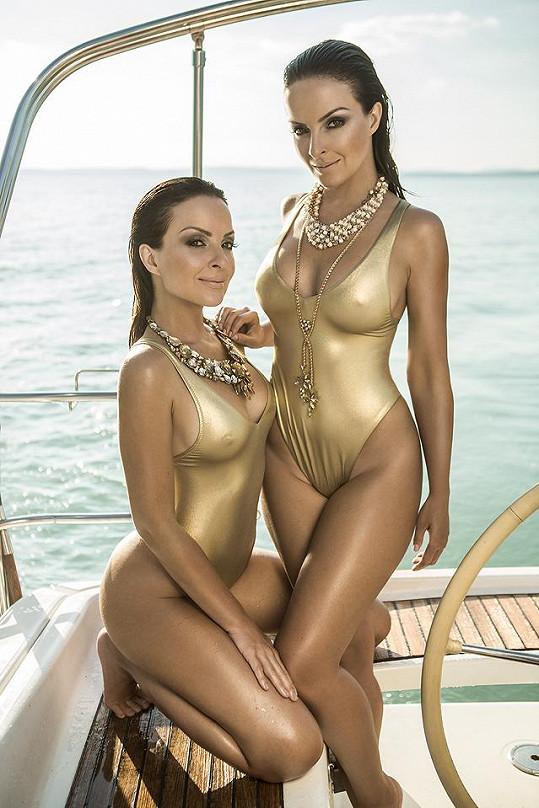 Ve zlatých plavkách