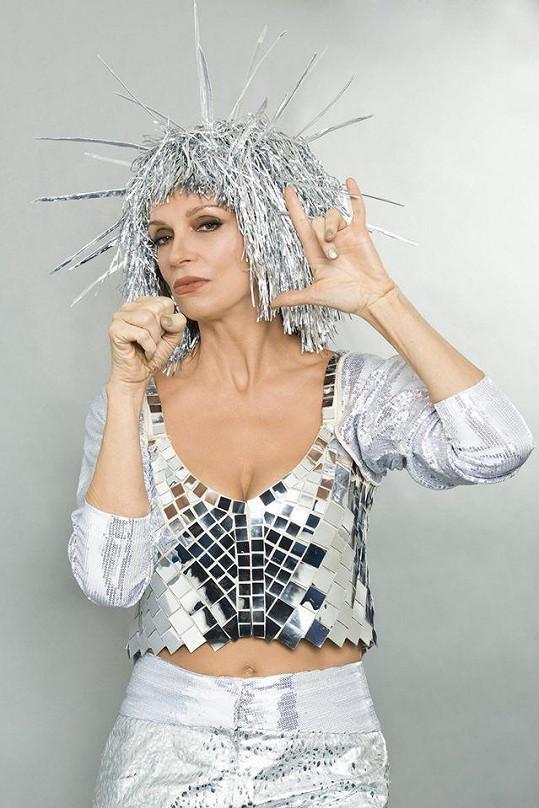 Ivana Chýlková jako Cher