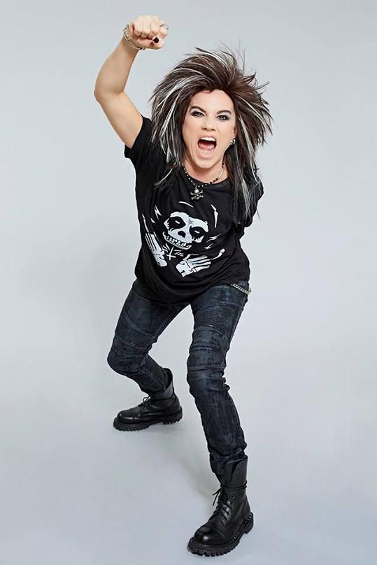 Leona Machálková s písní od Tokio Hotel sklidila chválu. Přesto do finále nepostoupila.