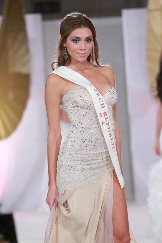 Denisa bude v neděli večer bojovat o korunku Miss World
