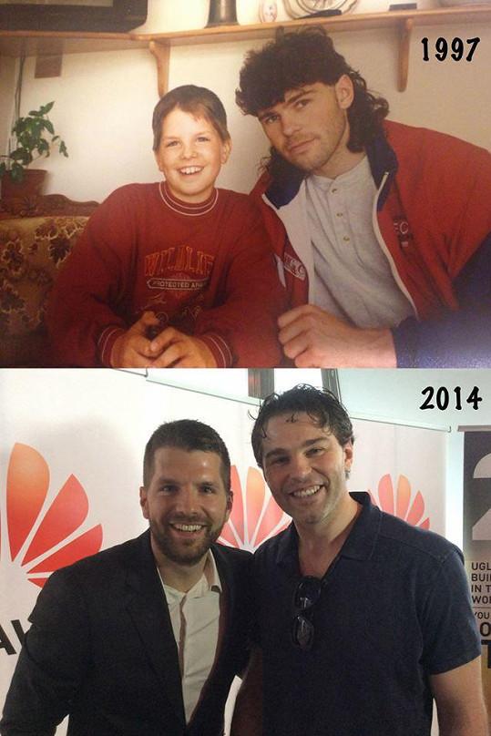 Ty roky prospěly oběma...