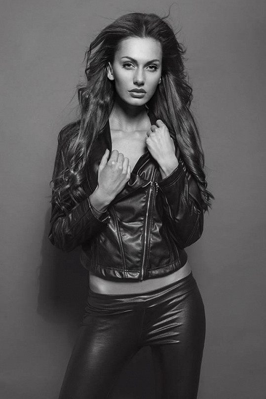 Eliška patří mezi naše nejpůvabnější modelky.