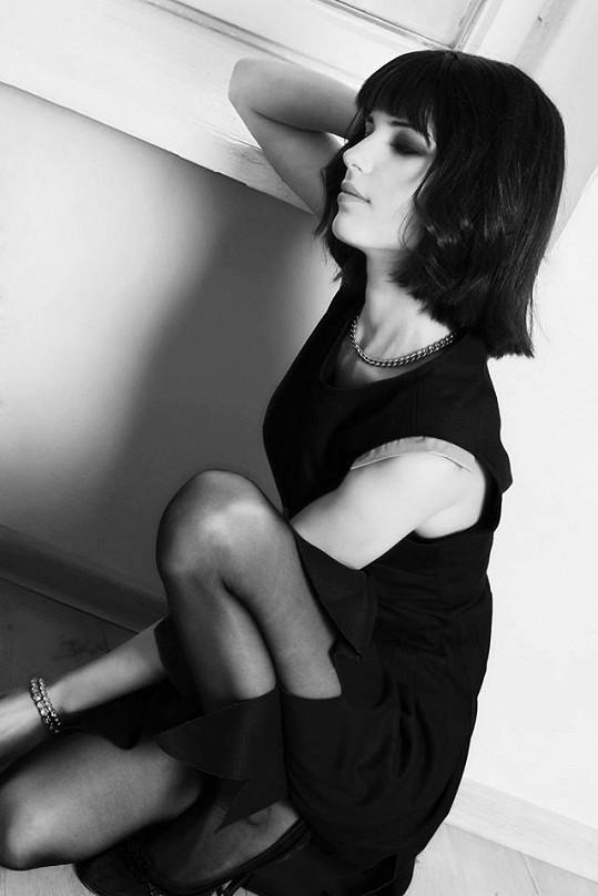 Michalina patří k vycházejícím polským hereckým hvězdám.