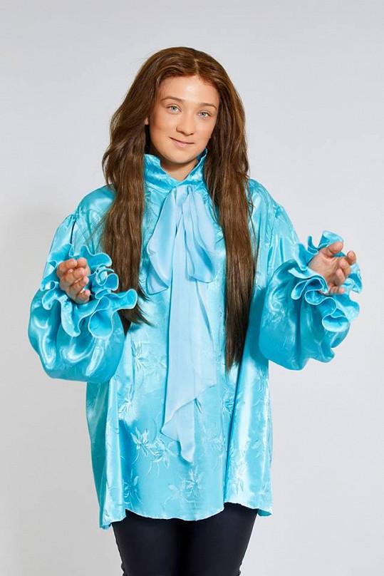 Tereza Mašková jako Paddy z Kelly Family