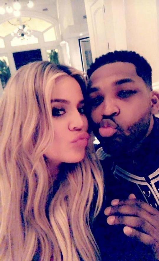 Khloe Kardashian a Tristan Thompson