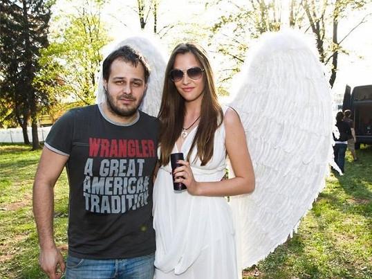 Randí s panenským přítelem