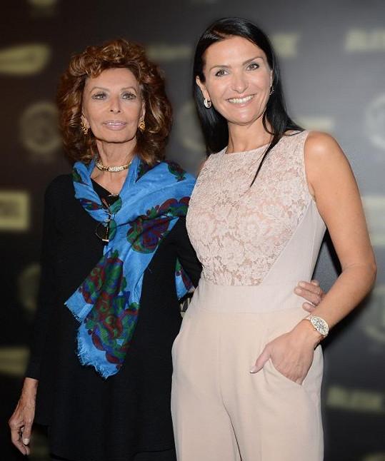 Na jubilejní desátý ročník se podařilo Maláčové získat legendu Sophii Loren.