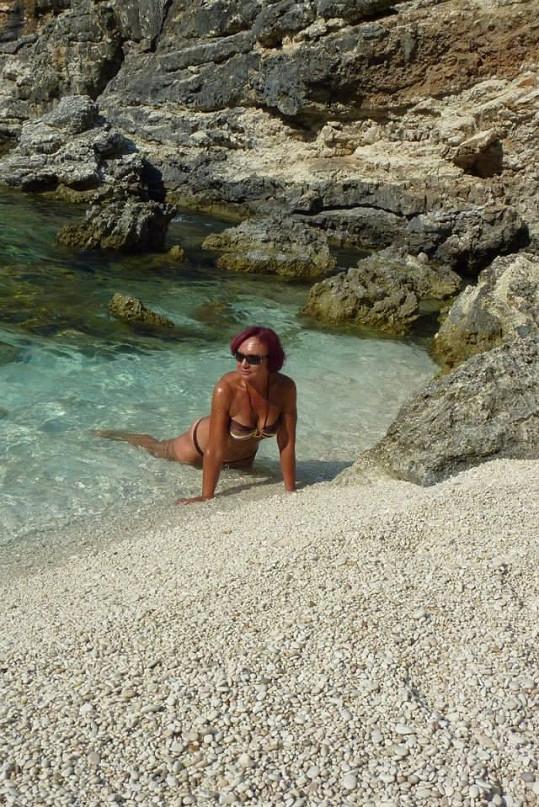 Na konci srpna se chystá na dovolenou do Řecka.