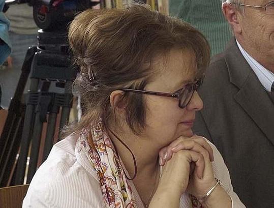 Libuše Šafránková před kamerou pořádně zestárla.