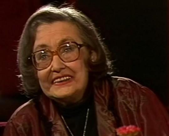 Takhle vypadala Hana Vítová pár měsíců před smrtí.