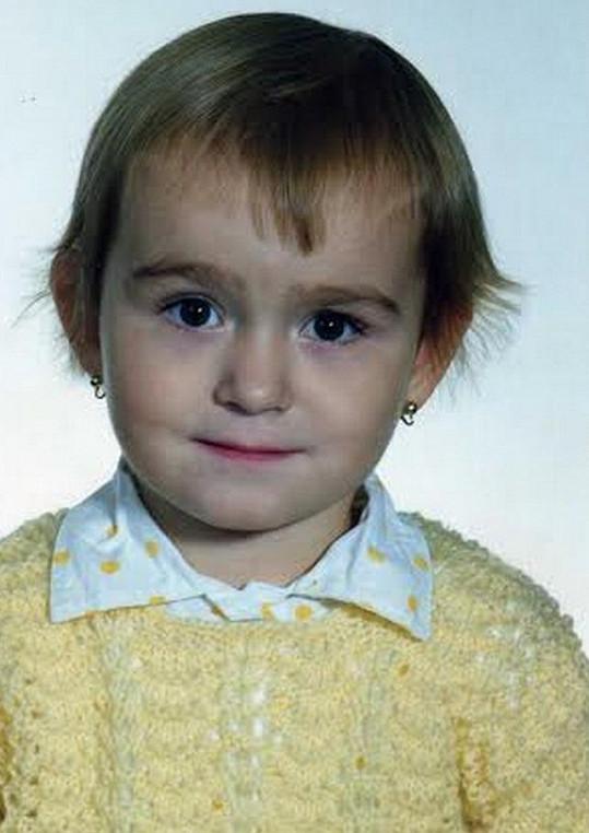 Byla roztomilé dítě.