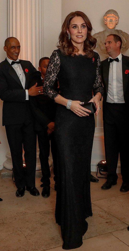 Vévodkyni čeká v dubnu třetí porod.