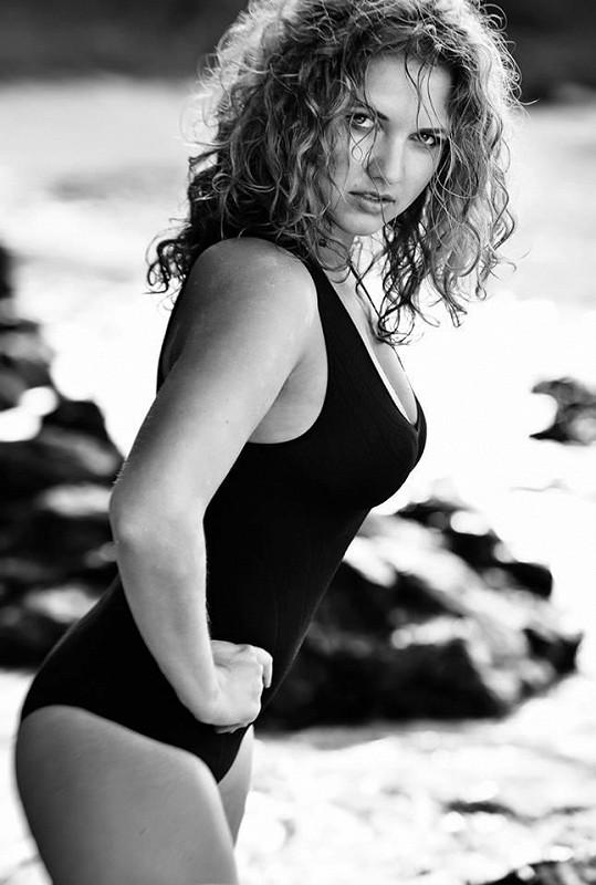 Andrea Košťálová toužila nafotit snímky, které by byly vzpomínkou na krásné mládí...