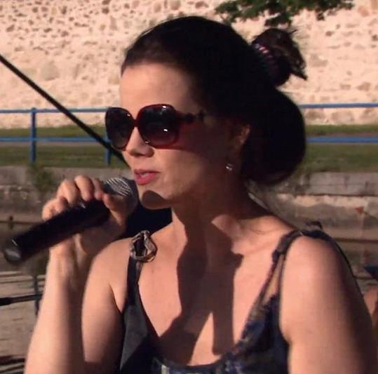 Ruth Horáčková vyrostla v krásnou ženu.