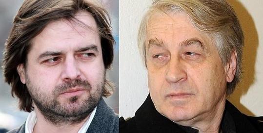Zdeněk Macura a Josef Rychtář