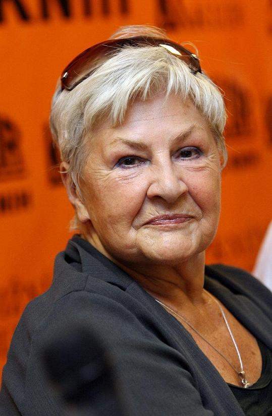 Kamila Moučková.
