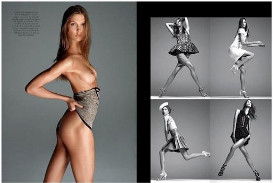 Úžasné Karlie Kloss lidé z módního průmyslu předpovídají hvězdou kariéru.