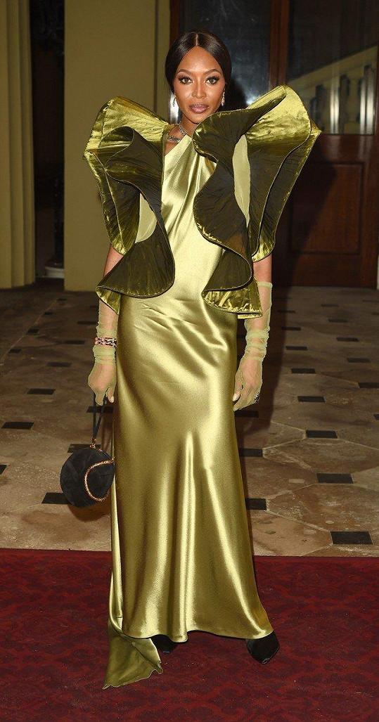 Naomi Campbell potvrdila vztah s mladším raperem.