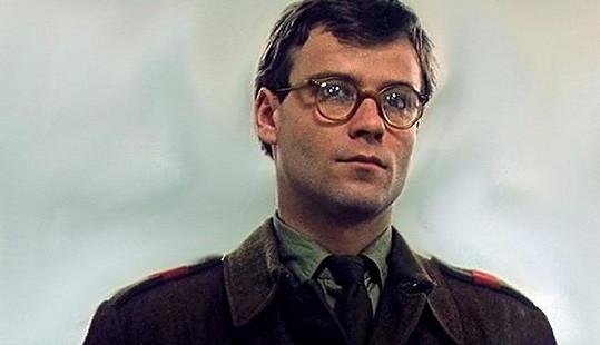 Lukáš Vaculík ve filmu Tankový prapor