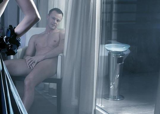 Braňo Polák má úžasné tělo.