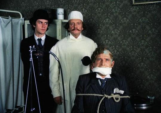 Marek Brodský, Milan Klacek a Jiří Kodet si společně zahráli ve filmu Rozpuštěný a vypuštěný.